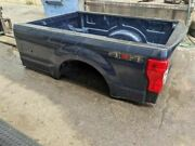 2021 Ford F-250 Sd 8 Ft Srw New Take Off Bed Oem With Gate And Lights W/camera