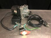 Craftsman Table Saw Model 137.218250 Motor And Switch Assembly Rm871