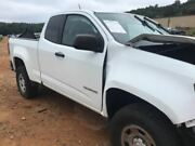 Engine 2.5l Vin A 8th Digit Opt Lcv 2wd Fits 15 Canyon 2342188