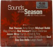 Sounds Of The Season The Nbc Holiday Collection 2005 Rhino Cd Brand New