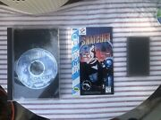 Snatcher Sega Cd, 1994- Complete, In Excellent Condition Game/box/manual/foam