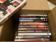 Huge Dvd Lot Of 12 Movies Classics Westerns