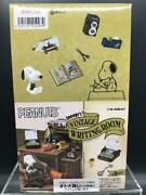 Rement Snoopy Vintage Writing Room Free Shipping No.934