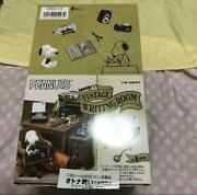 Snoopy Vintage Writing Room Unopened Box Rement Snoopy Free Shipping No.1153