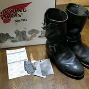 Red Wing Shoes 2268 7d 25cm With Box