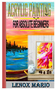 Mario Lenox-acrylic Painting For Absolute Book New