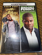 Double Feature Dvd New Kevin Hart Laugh At My Pain Seriously Funny