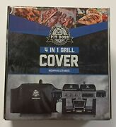 Pit Boss 73952 Memphis Ultimate Barbecue 4 In 1 Grill Cover Waterproof - New