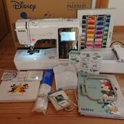 Embroidery Sewing Machine Fm2000d