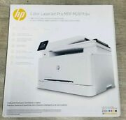 Hp Laserjet Pro Mfp M281fdw All In One Wireless Color Laser Printer New Sealed