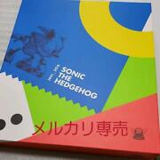 With Benefits Sonic The Hedgehog Limited Art Book 25th Anniversary Overseas Li