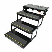 Lippert Components 365837 Electric Step 25 Series Triple Tread