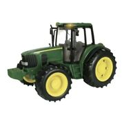 John Deere 7330 Toy Tractorlights And Sounds1/16 Scalebig Farmbattery Operated