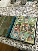 Chicago Cubs Vintage 1970s Topps Baseball Cards 70-79, Including Autographed