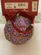 2016 Waterford Times Square Replica 6 Ball Ornament