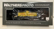 Walthers Proto Ho Scale Shell Acf 32' 8,000 Gallon Insulated Tank Car 2303