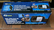 K-source Set Of 2 Clip-on Exterior Towing Mirror, 3990 New