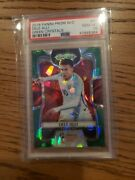 2018 Panini Prizm World Cup Dele Alli Rookie Green Crystals /25 Psa 10