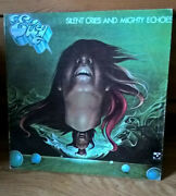 Vinyle Vinyl Eloy Silent Cries And Mighty Echoes Harvest 14c062 45269 Greece 33t
