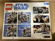 Lego 7675 Star Wars At-te Walker From Japan Import Unopened Sealed New