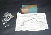 Nos 1959 59 Chevy Biscayne Brookwood Ashtray Lighter And Fuse Gm 987873 60 Delray
