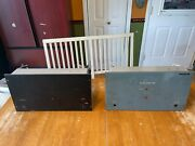 Rare Northern Electric Ra75a Tube Amplifier Matched Pair El34 Vintage