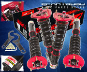 For 02-07 Impreza Wrx Jdm Ride Drop Height Adjustable Coilover Damping Assembly