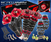 For 99-05 Bmw 3-series E46 Performance Coilovers Adjustable Damping Setup