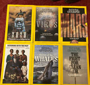 ❤️national Geographic Magazine Lot 9 Issues 2020 In Pictures Blm George Floyd