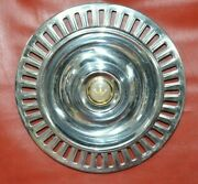 1955 1956 Chrysler Imperial 300 Hubcap Wheel Cover Used Single