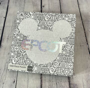 2021 Disney Parks Epcot Spaceship Earth Collection Park Icons Mickey Puzzle