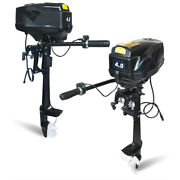48v Electric Marine Propeller Outboard Motor Brushless Electric Machine