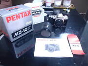 Pentax Mz10 Fa28-70 Lens Best Used With Little Period Of Use