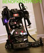 Ultimate Proton Pack Kit- Metal Parts- Screws- Cables- Holders-alice Frame-