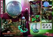 Free Shipping New Unopened Hot Toys Mysterio Spiderman Far From Home