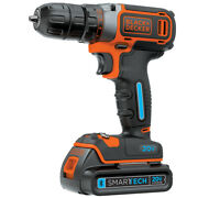 Black And Decker 20-volt Max Lithium-ion Drill/driver - Brand New