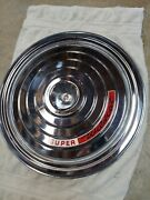 1964 1965 1966 Buick 2x4 Air Cleaner Lid Dual Quad Gs