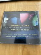 Perfect Lives An Opera For Television By Robert Ashley 2-cd Very Rare And Oop