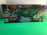 1933 Ford Coupe Muscle Car 118 Scaleblack Widow Edition