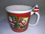 Christmas Holiday Letters To Santa Hot Cocoa Tea Coffee Cup Bath And Body Works