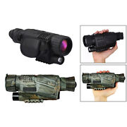 Infrared Night Vision Monocular Support Tf Card Scopes For Hiking Outdoor