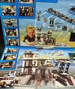 Lego City 7237 Police Station 2005 Vintage From Japan Import Unopened New