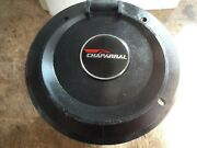Chaparral Flanged Exhaust Tips Boat Marine 3 Inches W/ Flap- New