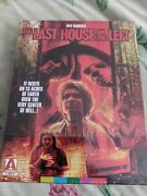The Last House On The Left 1972 3-disc Blu-ray+cd Arrownew Oop Wes Craven