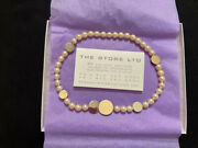 Betty Cooke Pearl Necklace With Gold And Silver Disks - Unique -custom Made