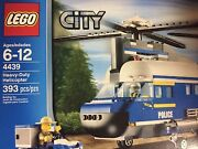 💥 New Lego Heavy-lift Helicopter 4439 Retired Sealed In Box Nib