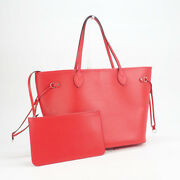Louis Vuitton Epi Neverfulle Mm Tote Bag Free Shipping No.4776