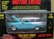 1956 Chevy Nomad Issue T3 Racing Champions New