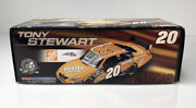 Tony Stewart 20 Home Depot 2008 Camry Action Nascar 124 Scale Car New
