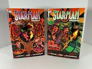 Starman Omnibus Volumes 1 And 2 By James Robinson Hardcover Oop